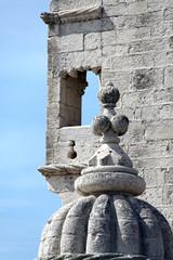 detail am torre de belem