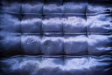 Closeup texture of vintage fabric with shadow and light