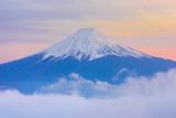 Mountain Fuji in Japan