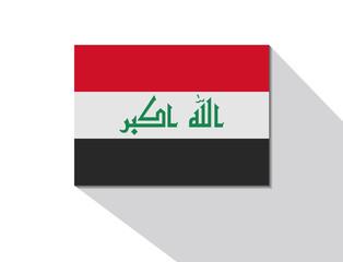 iraq long shadow flag