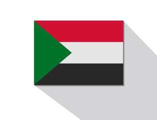 sudan long shadow flag