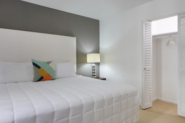 Modern apartment interior decoration