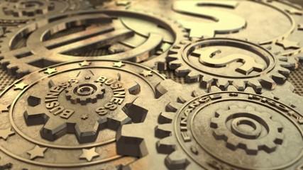 Golder Gears Business Background