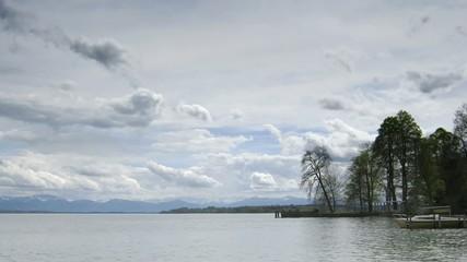 Starnberg Lake time lapse
