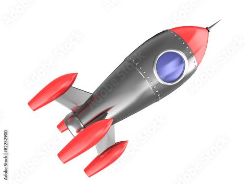 Papiers peints Spatial rocket