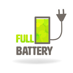 full battery charge icon
