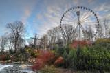HDR Gothenburg Liseberg Theme Park Atmosfear