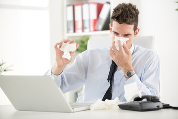 Working With Allergy