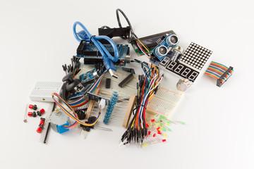 set of electronic details