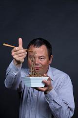 Fed up with chopsticks