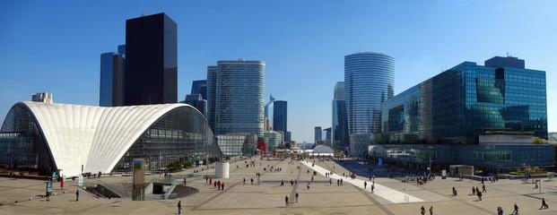Quartier de la Défense en région parisienne