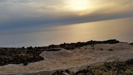 Tramonto pantelleria