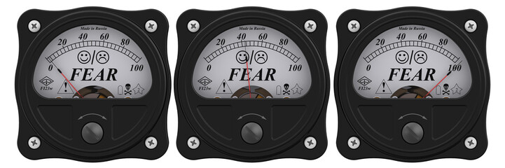 Indicator of fear