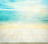 Fototapety Summer background