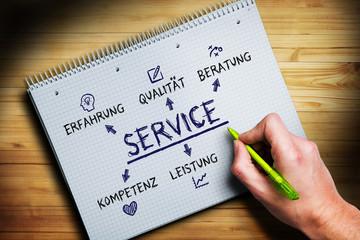 Servicekonzept