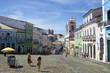 Historic City Center of Pelourinho Salvador Brazil - 82270739