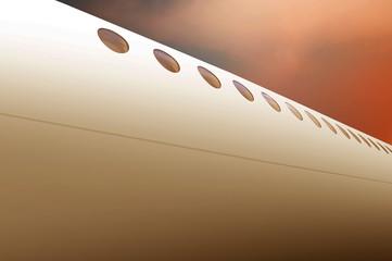 Airplane Body