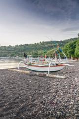 Fishing Trimaran, Bali