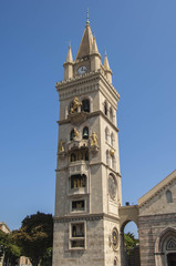 Bell Tower and Astronmical Clock in Messina