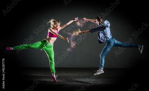 Aluminium Dans Concept danse