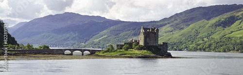 Eilean Donan Castle in Schottland - 82289132