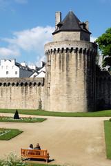 La tour du Connétable à Vannes