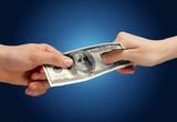 $. Business transaction / power struggle / giving & spen