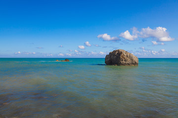 The Aphrodite's Rock