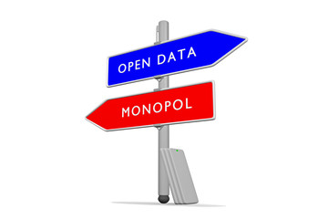 Open Data <> Big Data