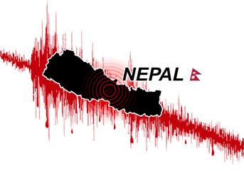 Naturkatastrophe in Nepal