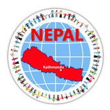 International Help for Nepal Victims