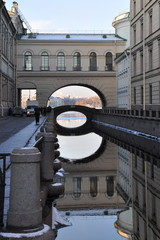 The canals of St. Petersburg 3