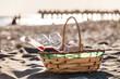 picnic on the beach - 82308778