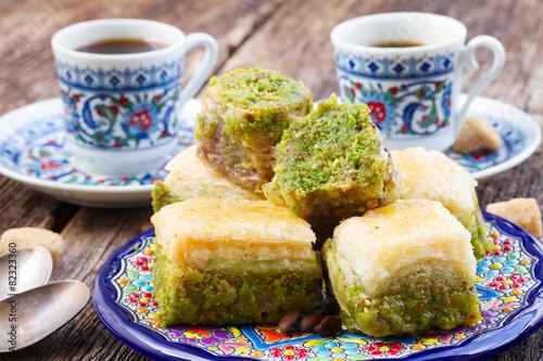 Fototapeta turkish delights
