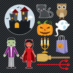 Halloween Set 001