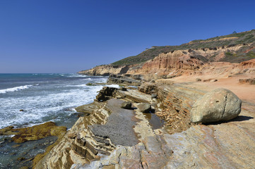 Point Loma Coastline