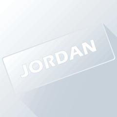 Jordan unique button
