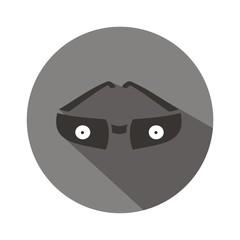 Icono gafas espía