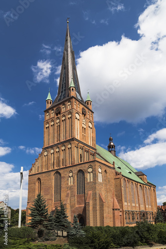 Cathedral Basilica of St James the Apostle in Szczecin