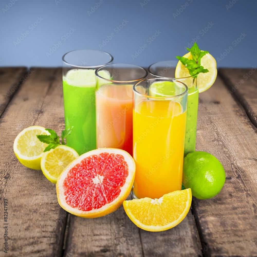 napój owoc cytryna - powiększenie