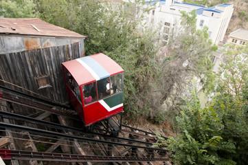Funicular - Valparaiso