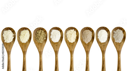 gluten free flour spoon set - 82358301