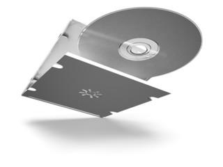 CD. 3D. Cd medium