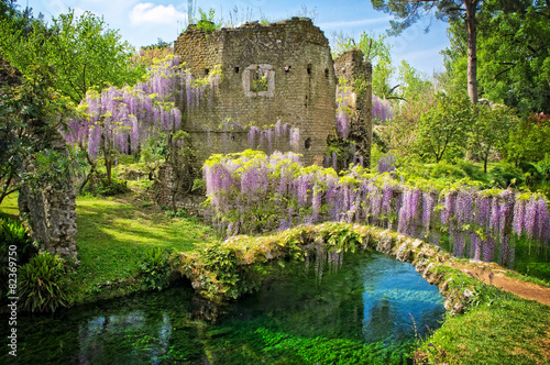 The Nymph Garden - Ninfa Latina Italy - 82369750