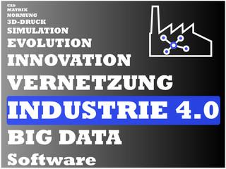 Industrie 4.0 - die moderne Fabrik