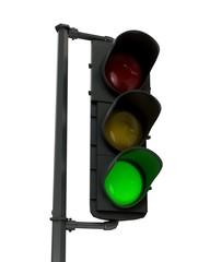 Stoplight. 3D. Go!