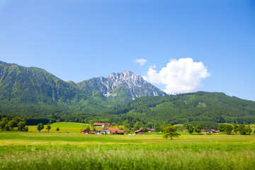 Landscape view from Tirol