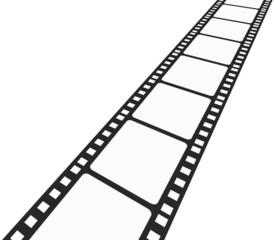 Camera Film. 3D. Film