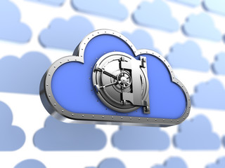protected cloud storage