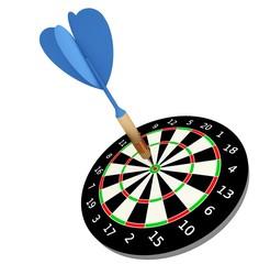 Target. 3D. Business Targeting
